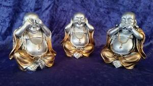 See-Speak-Hear-No-Evil-Buddha-Ornament-Wise-Buddhas-Feng-Shui-Home-Decor-Trinket