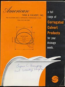 American-Tank-amp-Culvert-Sales-Brochure-Corrugated-Culvert-Products