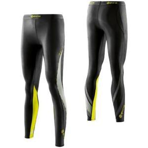 Skins-DNAmic-Compression-Long-Tights-Damen-Trainingshose-Hose-Sporthose