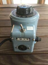 Superior Powerstat 3pn116 Variable Autotransformer 0 140 V