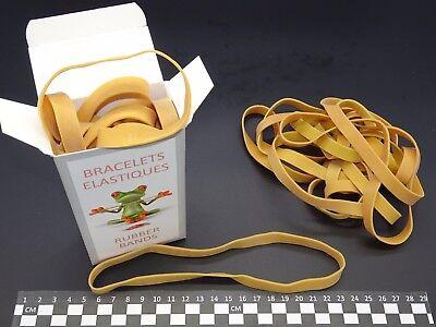mm x 10mm Gummib/änder 120 1kg beutel natur /Ø75 Progom
