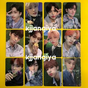 The Boyz Bloom Bloom Official Broadcast Unreleased Photocard Ebay