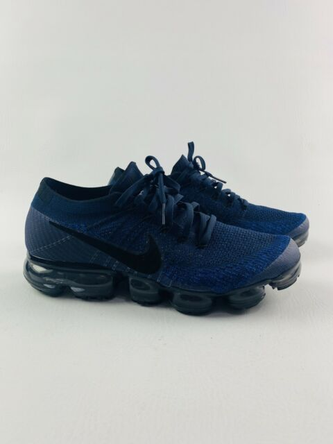 buy popular faf40 2df1e Nike Air VaporMax Flyknit College Navy Day to Night Pack size 9.5 849558-400