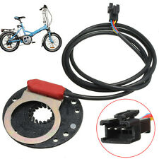 E-bike Conversion Kit Electric Bicycle Scooter Pedal Assistant Sensor 5 Magnet