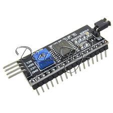 IIC/I2C/TWI/SPI Serial Interface Board Module Port Arduino 1602 2004LCD Display