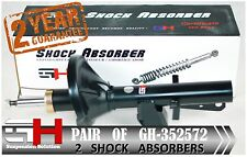 2 NEW REAR GAS SHOCK ABSORBERS FOR FORD COUGAR (EC) 08.1998-02.2001 /GH 352572/