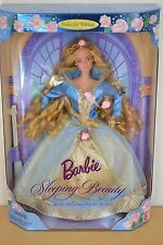 1998 Collector Edition Children's Collector Series BARBIE as SLEEPING BEAUTY