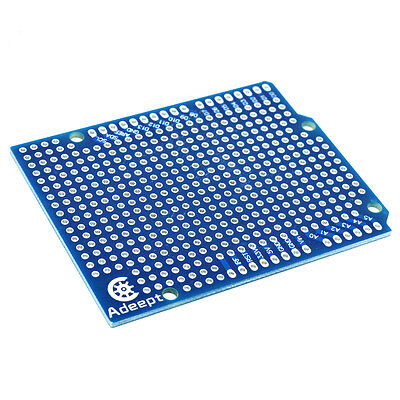 Adeept 10x Prototype PCB for Arduino UNO R3 Shield Board DIY
