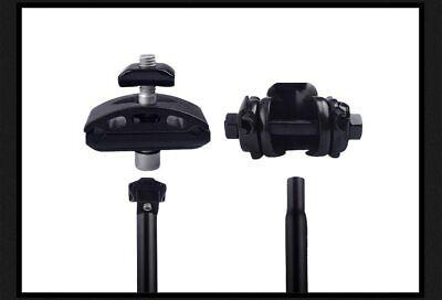 MTB Road Bike Seatpost Head Replacement Bicycle Saddle Screw Seat Tube Post