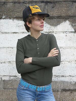 Fobia S Langärmlig T-shirt 90er True Vintage 90s Top Long Sleeves Cotton Nos-mostra Il Titolo Originale