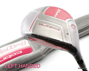 COBRA-MAX-PINK-OFFSET-3-WOOD-19-GRAPHITE-LADIES-COVER-LH-NEW-E3475