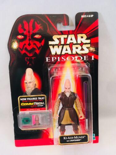 Star Wars Episode 1 Ki-Adi-Mundi Action Figure
