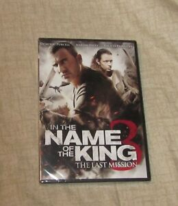 In The Name Of The King 3 The Last Mission Brand New Free Shipping 24543360650 Ebay