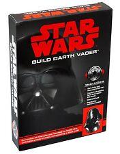 Star Wars •  Build Darth Vader 1 Ft. Tall Paper Model Kit audio tracks/book NIB