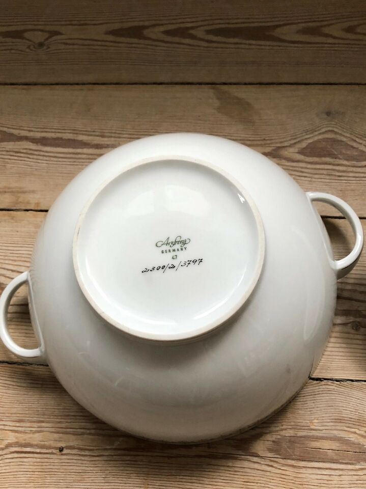 Porcelæn, Terrin, Arzberg