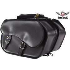 HARLEY DYNA SUPER STREET GLIDE SPORTSTER XL HD TOURING SADDLEBAGS SET NEW DEAL
