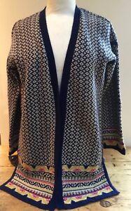 Royaume Cardigan tunique Mélange 8 ample Tunic molleton Loose Blend Uni de 36 Uk d'alpaga Ftting en 8 36 Alpaca BSYSgxO