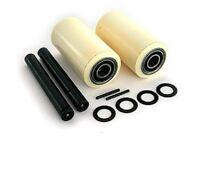 Crown Pe4000 Electric Pallet Jack Load Wheel Kit Xl Wheels