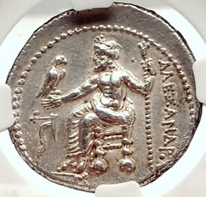 ALEXANDER-III-the-GREAT-Lifetime-Issue-TETRADRACHM-Silver-Greek-Coin-NGC-i69567