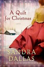 A Quilt for Christmas by Sandra Dallas (2014, Hardcover)