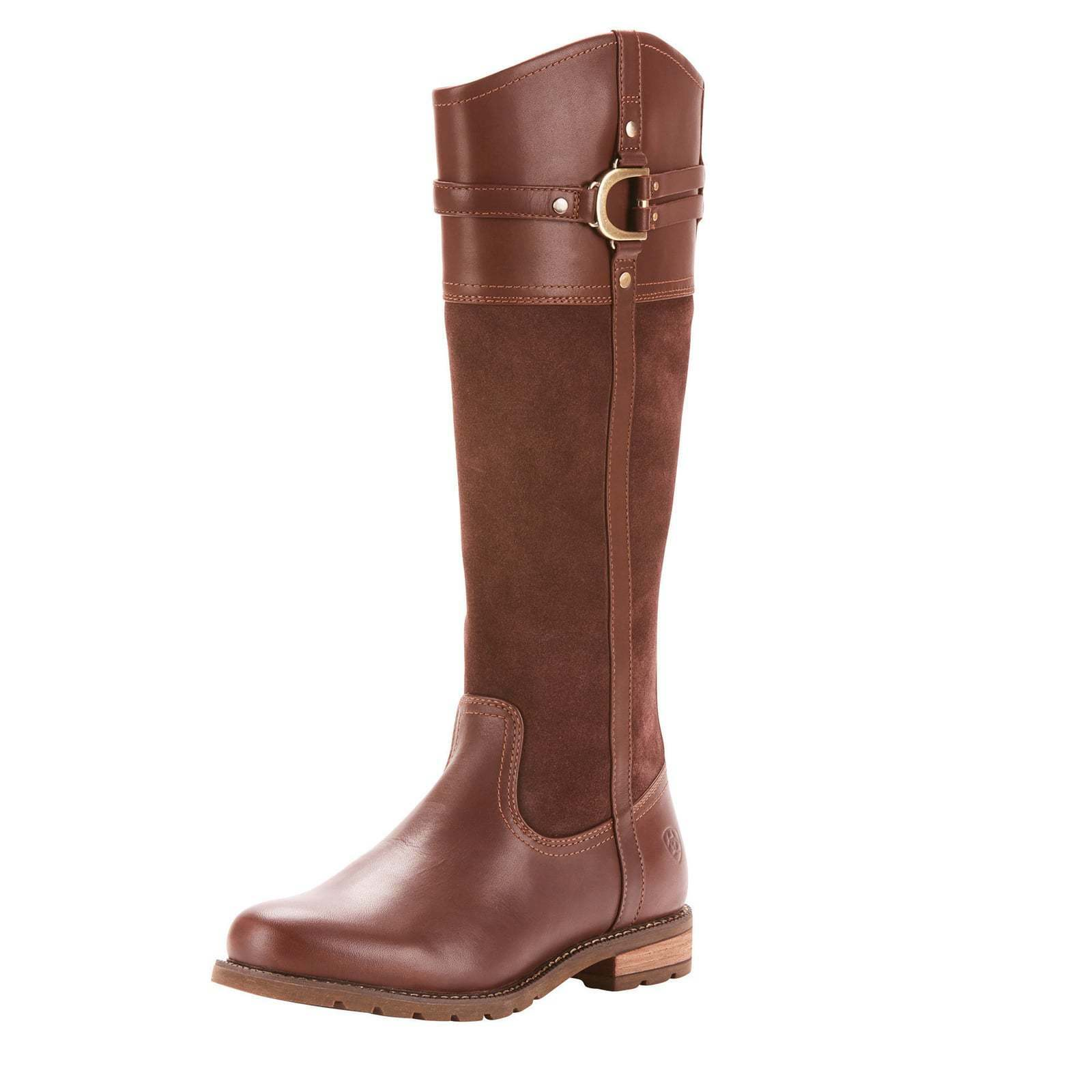 Ariat Loxley Leder H2O Leder Loxley Stiefel - Chocolate 971bc6