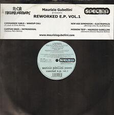MAURIZIO GUBELLINI - Reworked EP Vol. 1 - Spectra