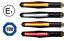 4x-LED-Motorrad-Mini-Blinker-Tagfahrlicht-Bremslicht-Sequentiell-Lauflicht-TUV Indexbild 1