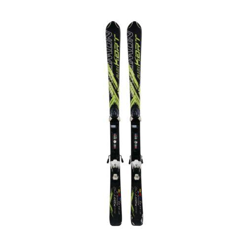 Befestigungen Auslässe Junior-Ski Salomon Mini Kart