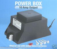 10amp Transformer / Battery Charger / Powerbox - Po118 Caravan / Motorhome