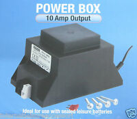 10amp Transformer / Battery Charger / Powerbox - Po118 Caravan / Motorhome