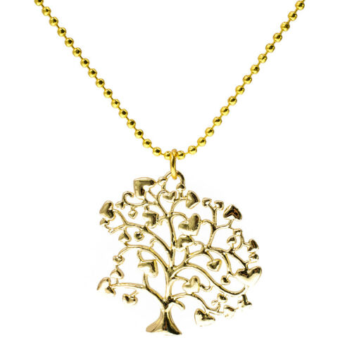 1pc Zinc alloy Tree of life Pendant Necklace keychain Fashion Jewelry as Gift
