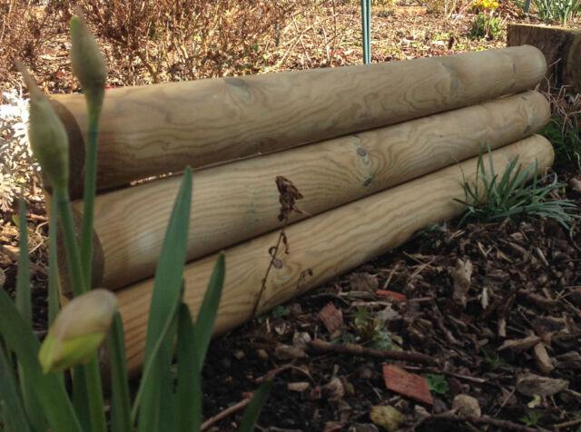 extraordinary wooden garden border edging 8