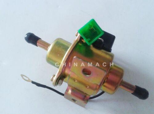 New Kubota 12V Universal Electric Fuel Pump 12585-52030