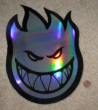"SPITFIRE PRISM Logo Skate Sticker 2.5 X 3.25/"" great 4 skateboards helmets decal"
