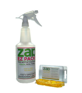 Ez Zap Carpet Amp Fabric Stain Remover 96 Oz Eco Green