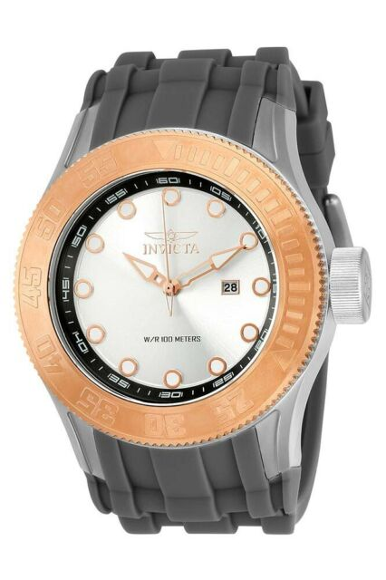 Invicta 22242 Men's 'Pro Diver' Quartz Stainless Steel Casual Watch