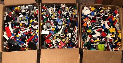 LEGO BY THE POUND 1-200 POUNDS CLEAN BONUS FOR LARGE ORDERS