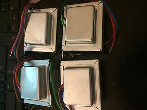 tube-amp-25-35-watt-output-transformers-PP-EL84-6L6-EL34-DISCONTINUED-SELLOUT