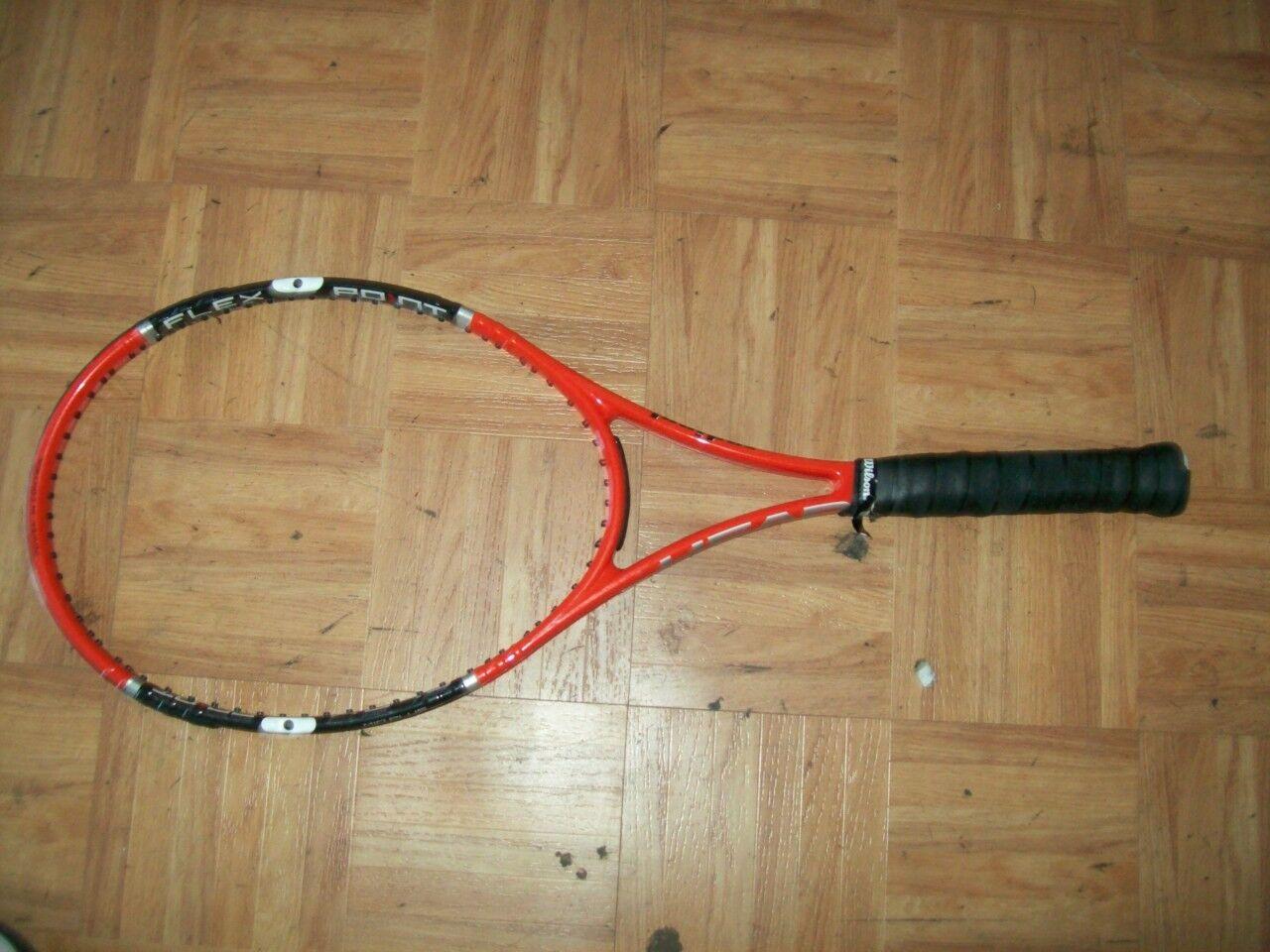 Head Flexpoint Radical Tour 100 head 4 3 8 grip Tennis Racquet