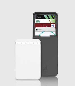 New Ingenious Wallet BLACK with RFID Blocking Card MINIMALIST /& INGENIOUS WALLET