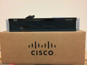 CISCO-2911-VSEC-K9-Gigabit-SECURITY-ROUTER-PVDM3-16-15-2-OS-SAME-DAY-SHIP