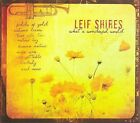 What a Wonderful World [Slimline] * by Leif Shires (CD, 2009, 2 Discs, Spring Hill Music)