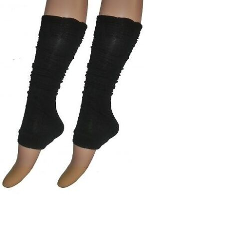 IN BLACK COLOUR. ROUGE TOP LEG WARMERS