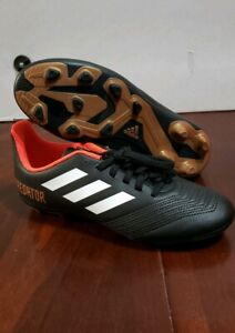 Football boots adidas Predator 18.4  FxG Jr CP9243 us size 5