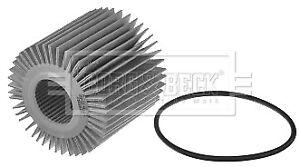 Borg-amp-Beck-Filtro-de-aceite-BFO4129-Totalmente-Nuevo-Original-5-Ano-De-Garantia