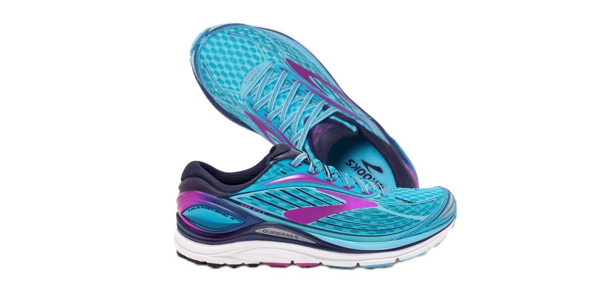 Brooks Transcend 4 Womens Neutral Running shoes shoes shoes (B) (476 blueefish Peacoat Purple) a7c28d