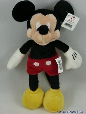 "Mickey Mouse ClubHouse 11/"" Beanie Bean Bag Plush"