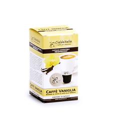 10 capsule Caffè VANIGLIA Cialdeitalia - compatibili NESPRESSO