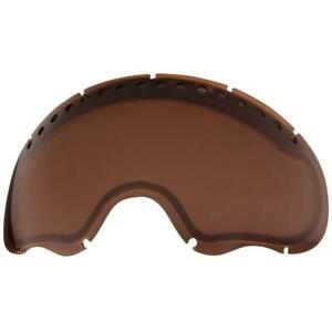 Oakley 82-255 A Frame Replacement Goggle VR50 Brown Lens Snow Ski Snowboard