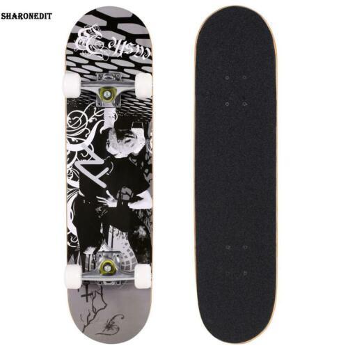 """21,5/"""" Cityroller Longboard Pennyboard Kunststoff Skate Board Kompletteboard De"""